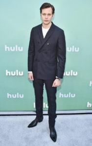 Билл Скарсгард на бранче Hulu Upfront 2018 в Нью-Йорке, 2 мая 2018 г.
