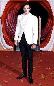 Билл Скарсгард на европейской премьере фильма «Оно 2» в Лондоне, 2 сентября 2019 г.