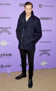Билл Скарсгард на премьере фильма «Девять дней» в рамках кинофестиваля Сандэнс в Парк-Сити, 27 января 2020 г.