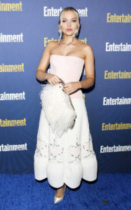Дав Камерон на мероприятии Entertainment Weekly Pre-SAG Celebration в Лос-Анджелесе, 18 января 2020 г.