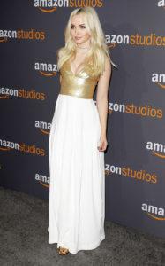 Дав Камерон на вечеринке Amazon Studios Golden Globes Party в Беверли-Хиллз, 8 января 2017 г.