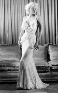 Джин Харлоу, 1935 г.