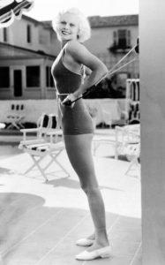 Джин Харлоу, примерно 1933 г.