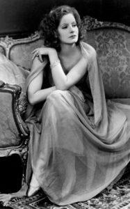 Грета Гарбо, 1930 г.
