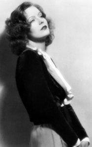 Грета Гарбо, 1935 г.