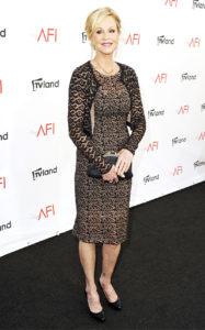 Мелани Гриффит на 40-й премии AFI Life Achievement Award в честь Ширли Маклейн в Калвер-Сити, 7 июня 2012 г.
