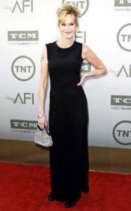 Мелани Гриффит на ежегодной премии AFI Life Achievement Award 2014 в Голливуде, 5 июня 2014 г.