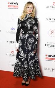 Мелани Гриффит на ежегодном благотворительном мероприятии Global Gift Gala London в Лондоне, 17 октября 2019 г.