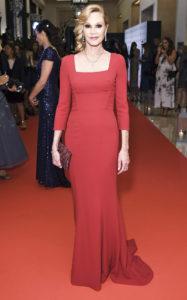 Мелани Гриффит на Global Gift Gala в рамках 13-го Дубайского международного кинофестиваля, 12 декабря 2016 г.