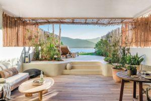 Sea View Junior Suite на курорте Six Senses Ibiza