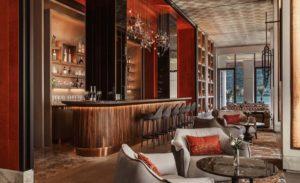 Caminetti Bar на курорте One&Only Portonovi