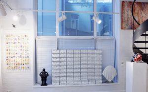 Выставка Хуана Мигеля Паласиоса «Сила красоты» 1