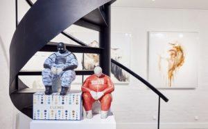 Выставка Хуана Мигеля Паласиоса «Сила красоты» 5