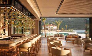 Ресторан Sabia на курорте One&Only Portonovi
