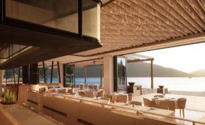 Ресторан южно-итальянской кухни Sabia на курорте One&Only Portonovi