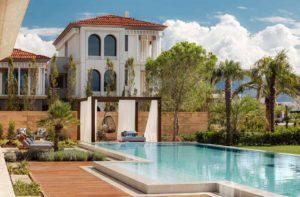 Villa One на курорте One&Only Portonovi в Черногории