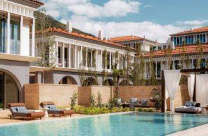 Villa One на курорте One&Only Portonovi