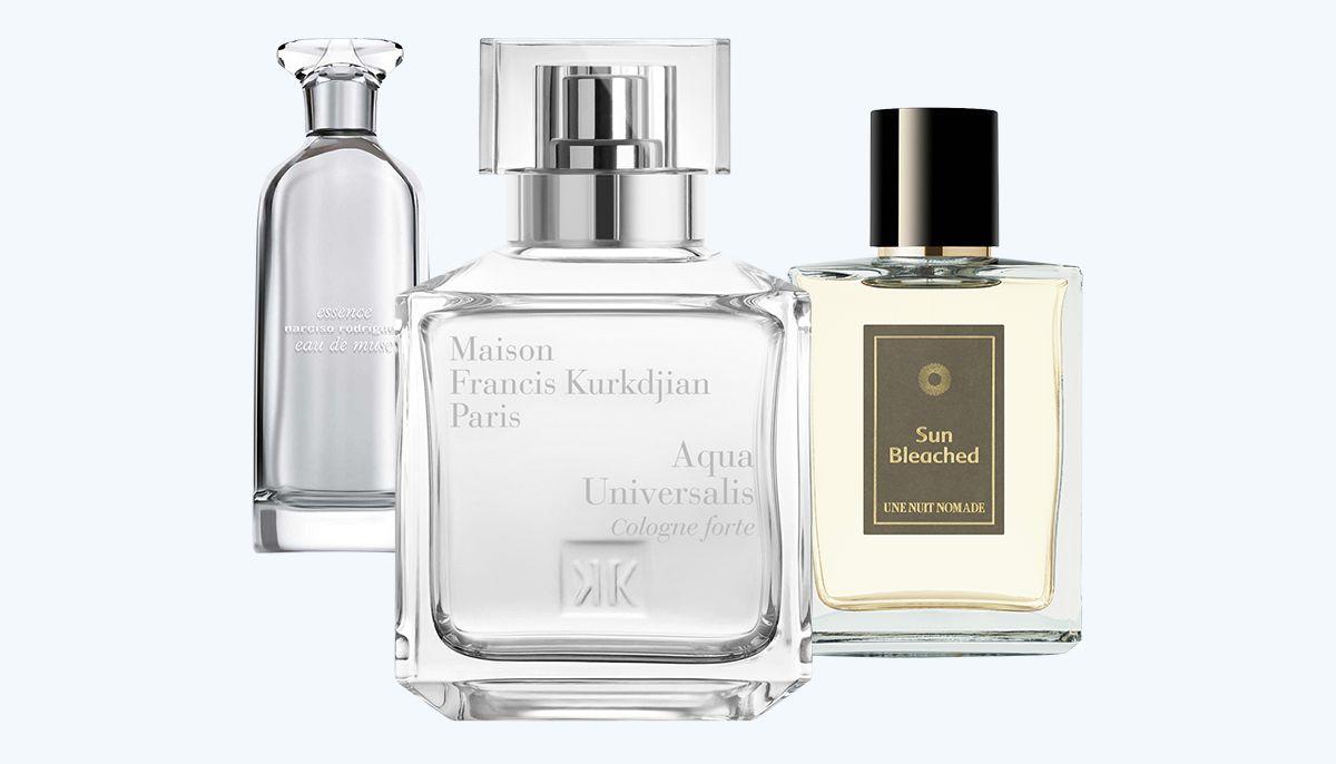 10 лучших «белорубашечных» ароматов с нотами чистоты и свежести