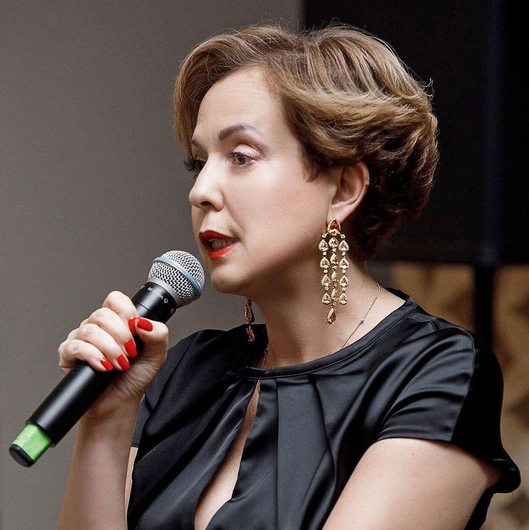 Елена Астахова-Драгунская