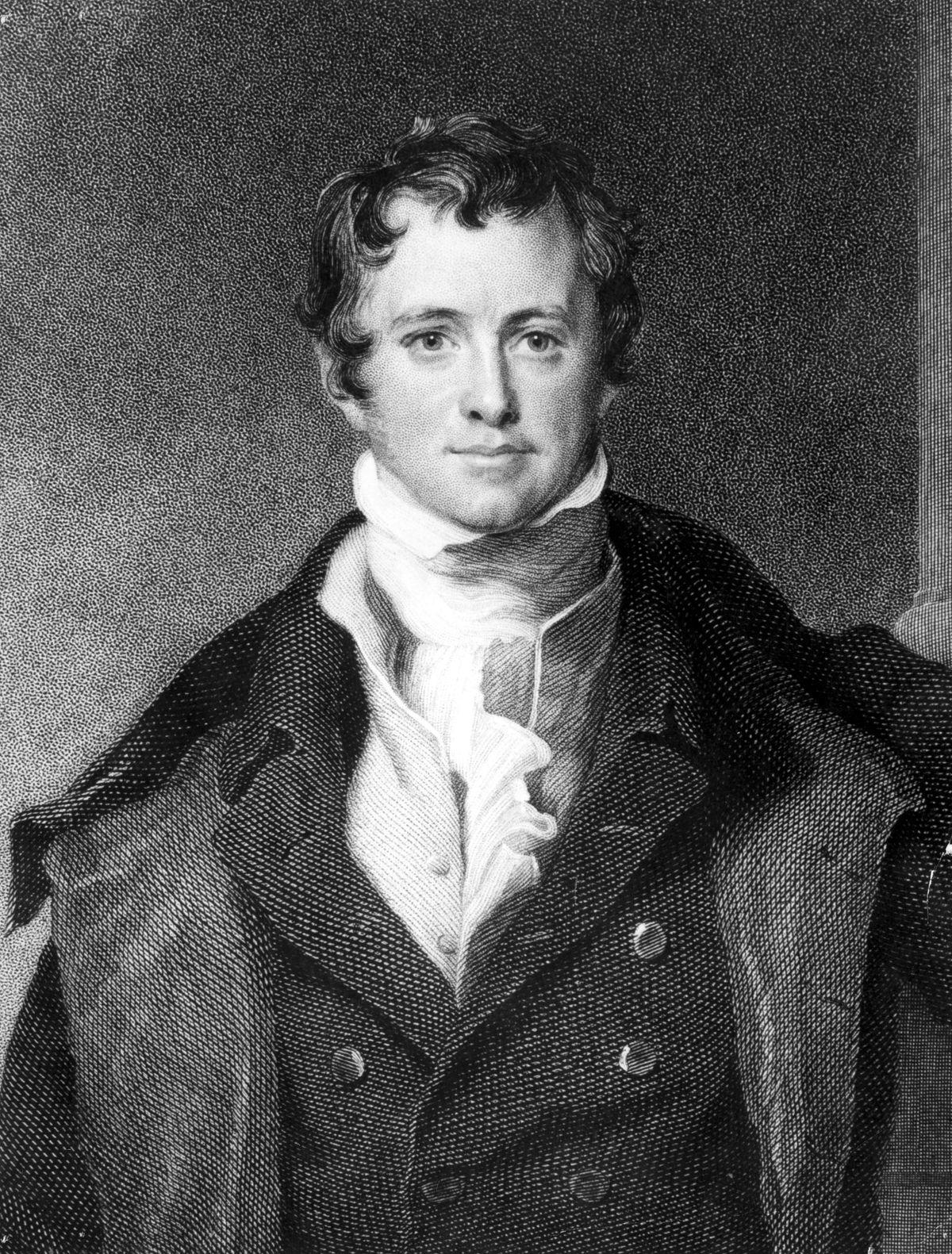 Гемфри Дэви (1778-1829)