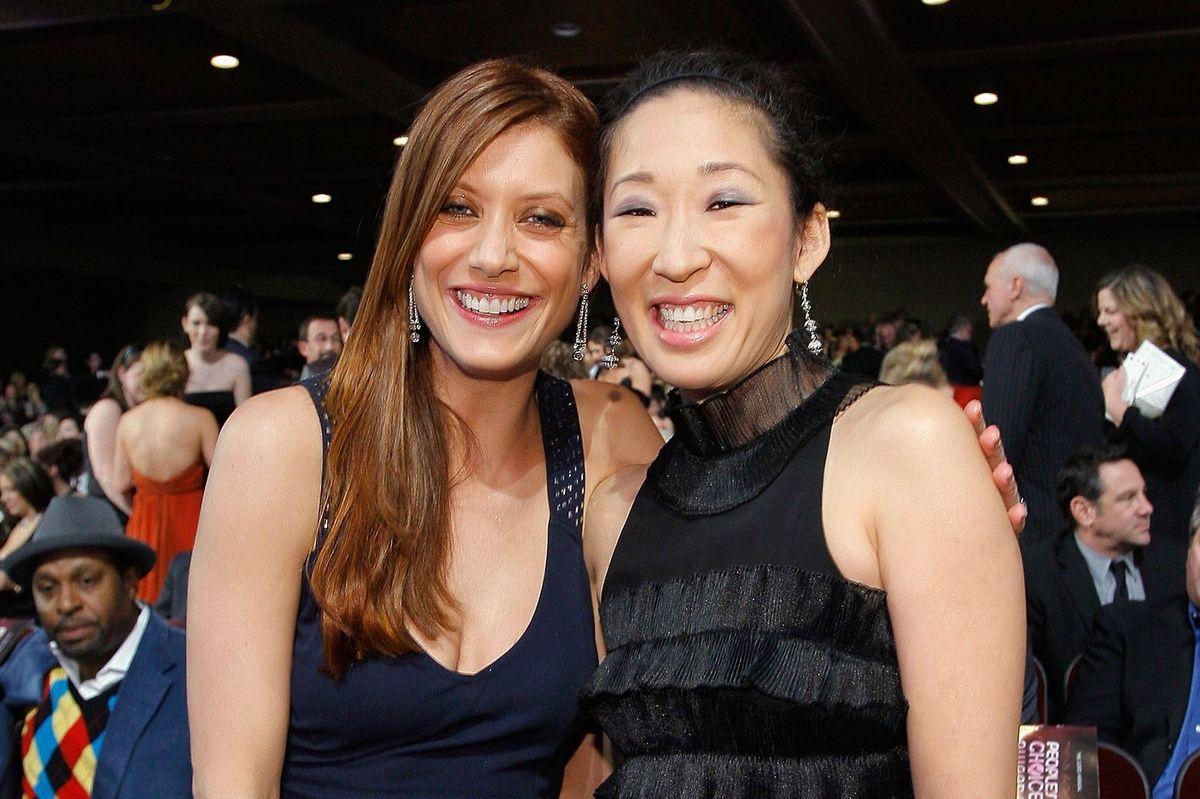 Кейт Уолш, Сандра О на 33-й ежегодной премии People's Choice Awards