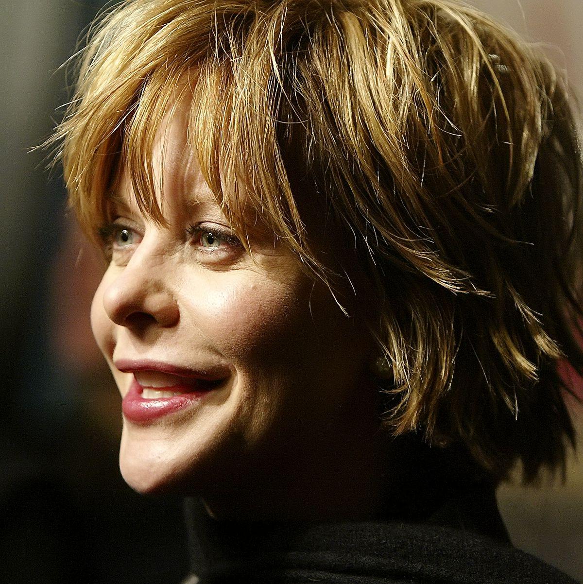Мег Райан на премьере фильма «Наперекор судьбе» в Лос-Анджелесе, 11 февраля 2004 г.
