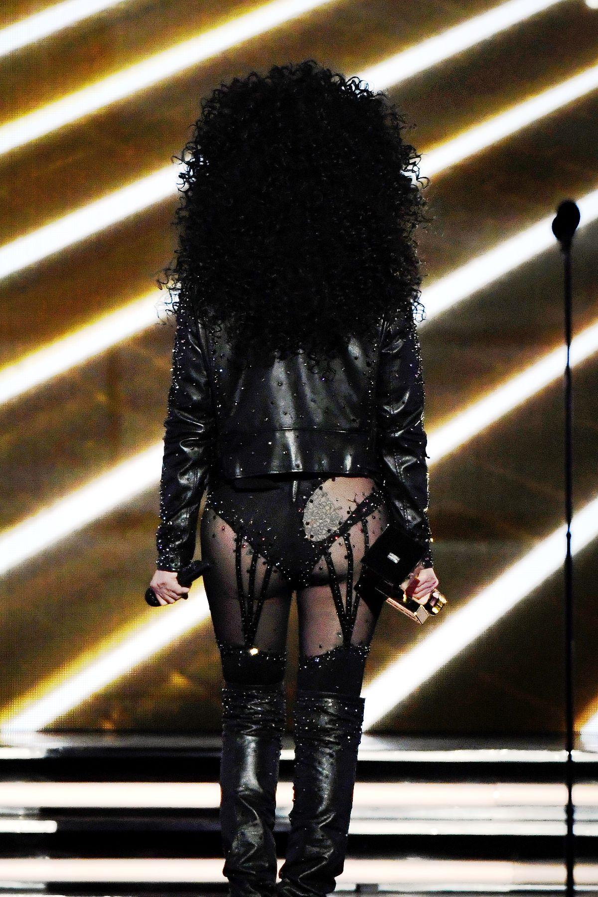 На сцене во время церемонии вручения награды Billboard Music Awards 2017