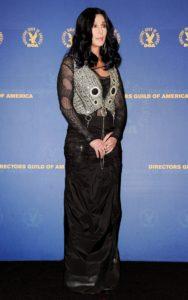 Во время вручения награды Гильдии режиссеров Америки