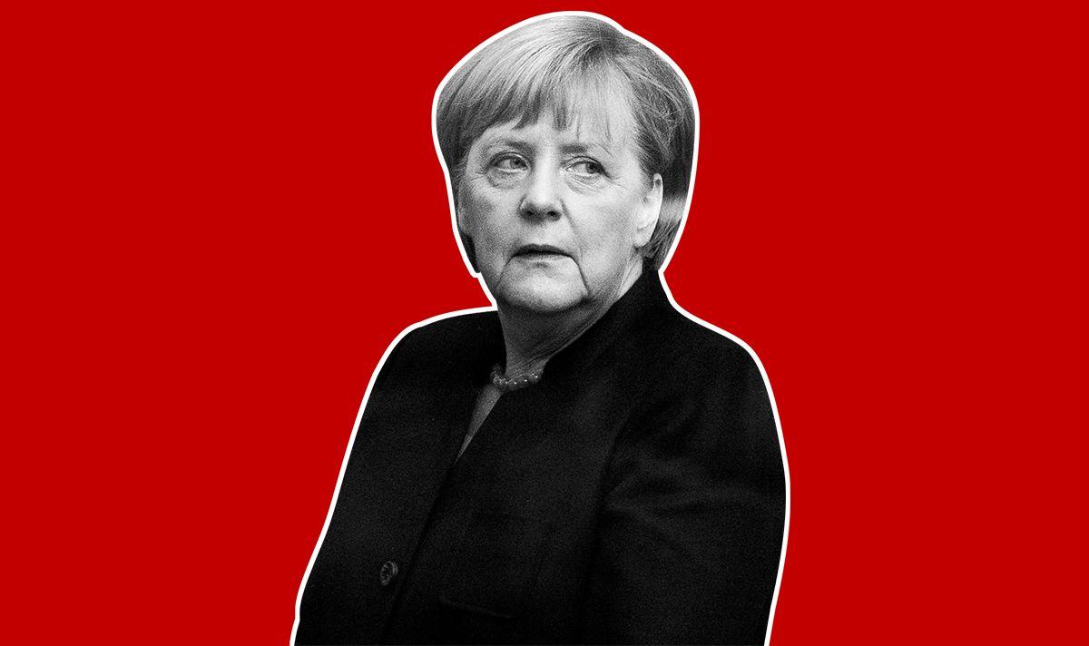 Ангела Меркель / Angela Merkel